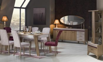 2018 Bellona Yemek Odası Modelleri
