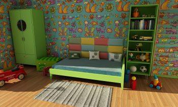 Çocuk Odası Dekoru Nasıl Olmalıdır?