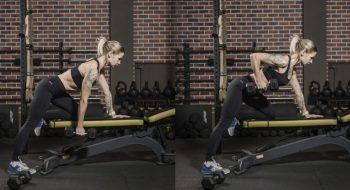 Dambıl İle Tüm Vücut Çalışmak İçin  Egzersizler | 30