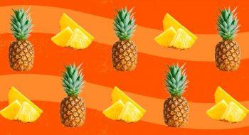 Ananaslı 10 lezzetli salata tarifi
